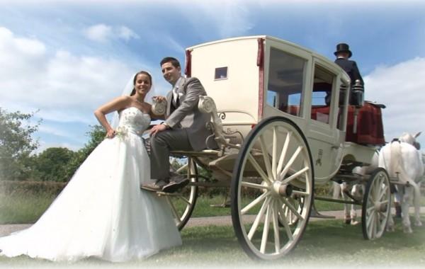 Huwelijk Rick & Kelly