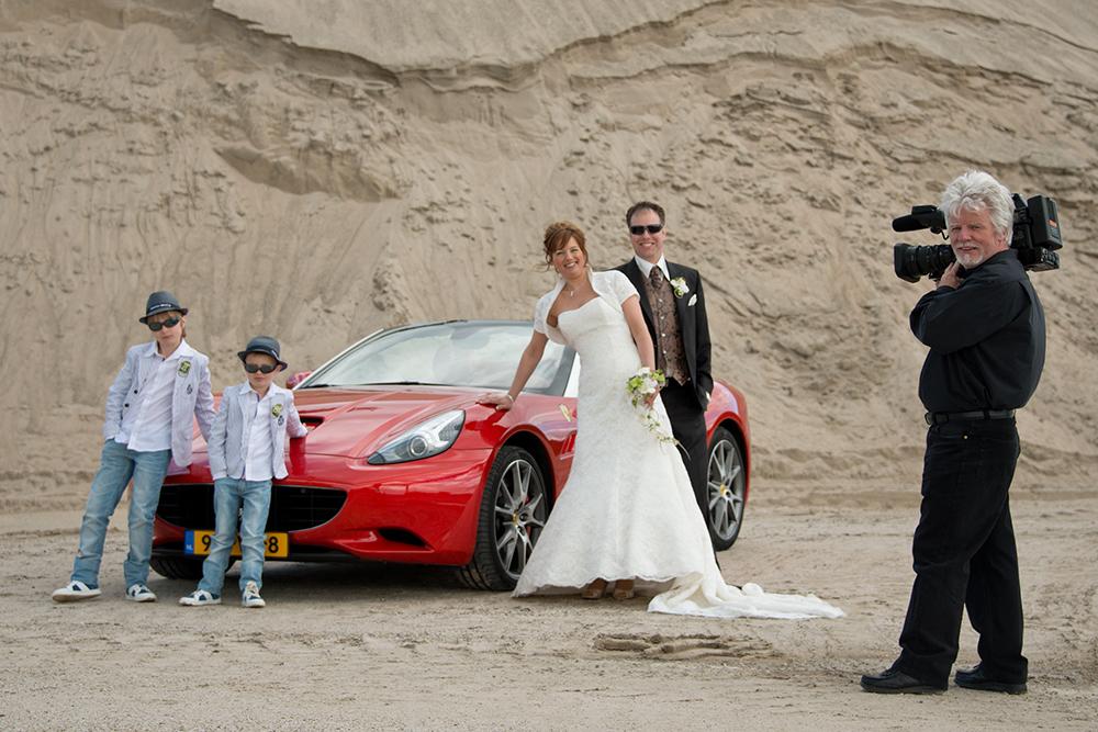 huwelijk opname